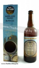 Hof ten Dormaal Blond Rum barrel Aged 2018  75cl