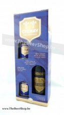 Chimay Grand reserve Gift set 2015-16-17 75cl + 33cl