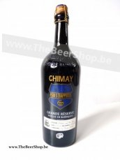Chimay Grand Réserve Batch 4 Oak Aged 10  2016 75cl