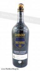 Chimay Grand Réserve Batch 3 Oak Aged 08 2016 75cl