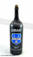 BRCH00020 Chimay Grande Reserve Jeroboam 2017 3L