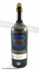 Chimay Grand Réserve Batch 7 Oak Aged 02 2018  75cl