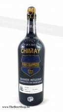 Chimay Grand Réserve Batch 8 Whisky Oak Aged 2018  75cl
