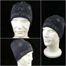 BrewWear Beanie  Anthraciet One Size