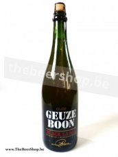 Oude geuze Boon Black label 2015 75cl