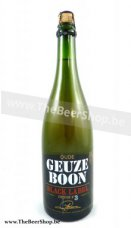 Oude geuze Boon Black label 2016 3nd Edition 75cl