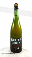 Oude Geuze Boon Black label #4  2020  75cl