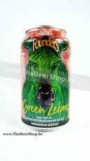Founders Green Zebra 2019 can 35,5cl