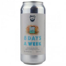 Beer'd 8 Days a Week 2019 can 473ml