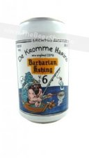 Kromme Haring Barbarian fishing V6 2020 can 330ml