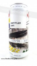 Untitled Art Southern Passion Juicy IPA 2019 can 473ml
