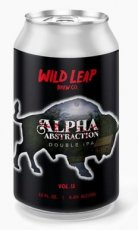 Wild Leap Alpha abstraction Vol.13  2020 can 355ml