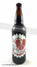 Aphrodisiac Chocolate Pomegranate stout 2018 65cl