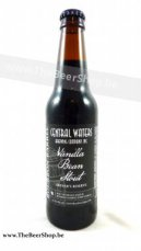 Central Waters Vanilla Bean Stout Bourbon B.A. 2019 355ml