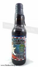 Dark Horse Brewing 4 Elf Winter Warmer Rum B.A. 2018 35,5cl