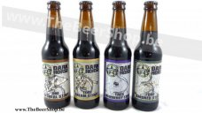 Dark Horse Stout Series 4 pack 2018 35,5cl