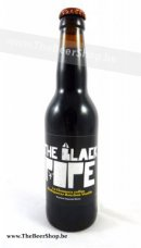 The Black Pope 2 La Chumeca Coffee & Madagascar bourbon Vanilla 2019 33cl