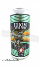 Griffin Claw Idiom Imperial Porter 2018 can 473ml