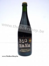 Big Mama Stout 2016  75cl