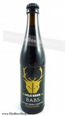Wild Beer Co. B.A.B.S. (Barrel Aged Blended Stout) 2018 33cl