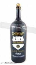 Chimay Tripel Cinq Cents Magnum 2017  1,5cl